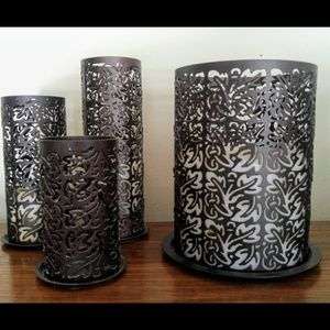 Partylite Thai Inspiration candle holders